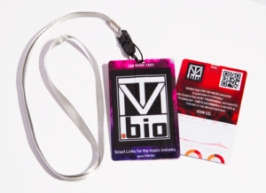 Music USB Cards with Lanyard