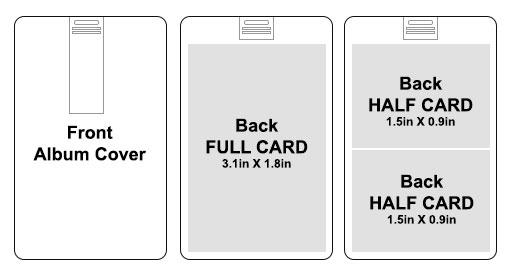 USB Music Card - USB Music Cards™ / Custom USB Cards