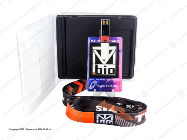 Smart USB Music Card